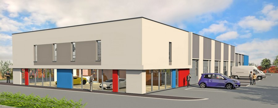 acheter garage-parking 0 pièce 40 m² château-d'olonne photo 1
