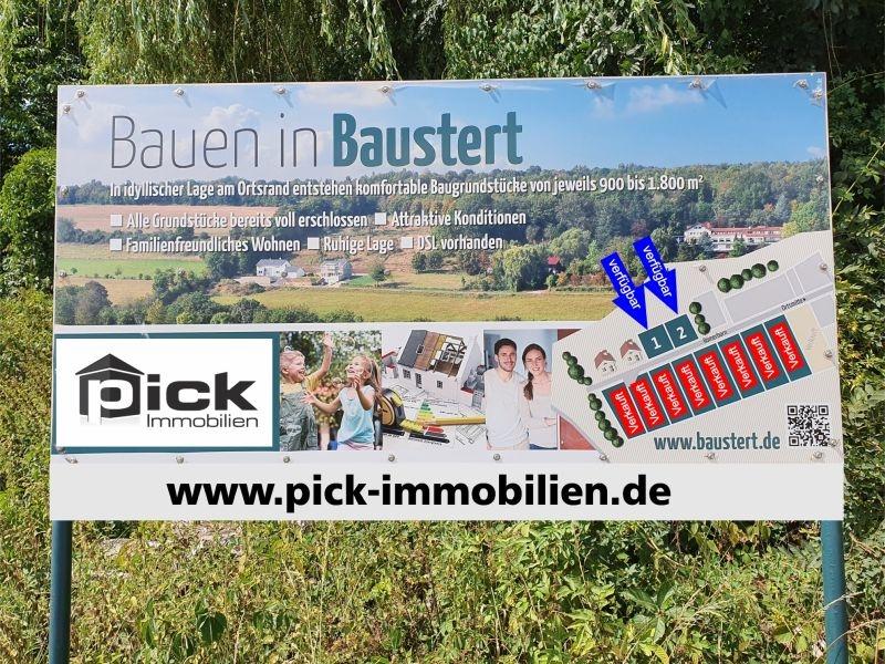 Bauland in Baustert