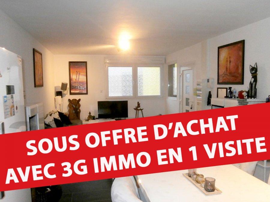 acheter appartement 3 pièces 56 m² longlaville photo 1