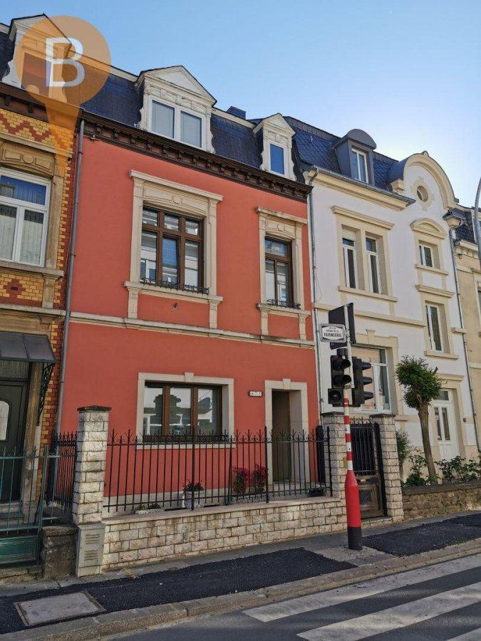 acheter maison 4 chambres 180 m² luxembourg photo 1