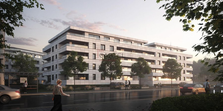 acheter appartement 1 chambre 54.28 m² luxembourg photo 1