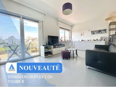 Duplex à vendre 2 Chambres à Strassen - Réf. 7215506