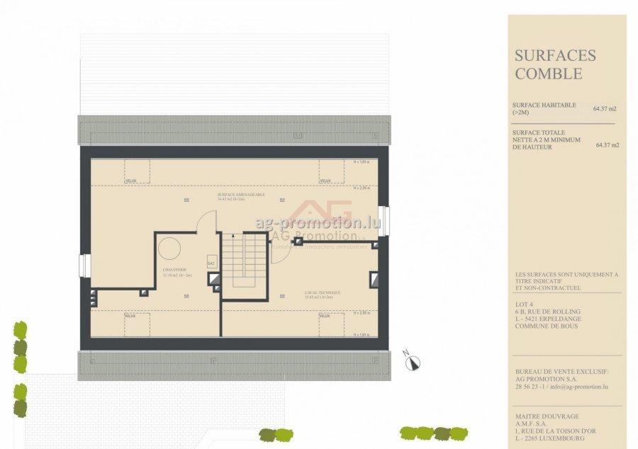house for buy 5 bedrooms 311.78 m² erpeldange (bous) photo 4