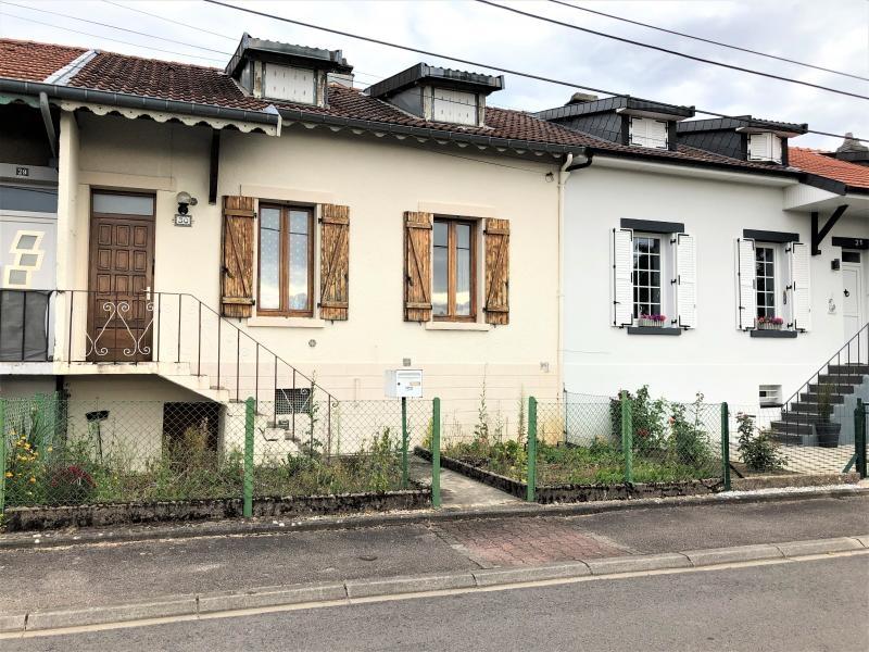 Maison à vendre F4 à Tucquegnieux