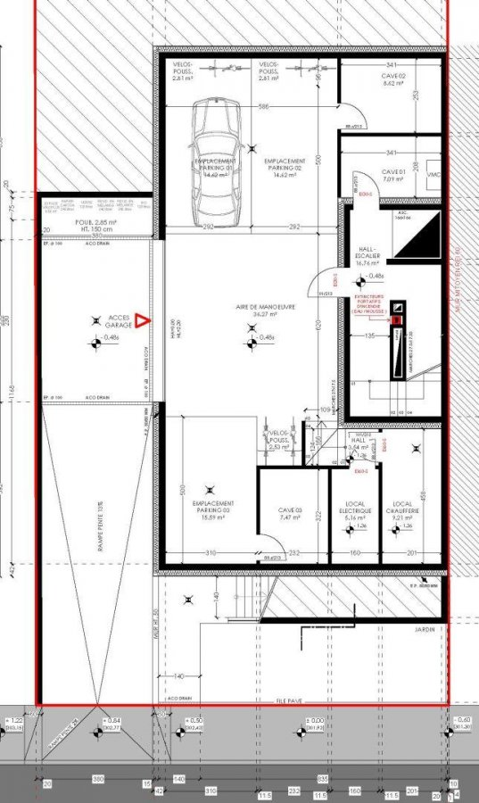 apartment for buy 2 bedrooms 96.49 m² luxembourg photo 6