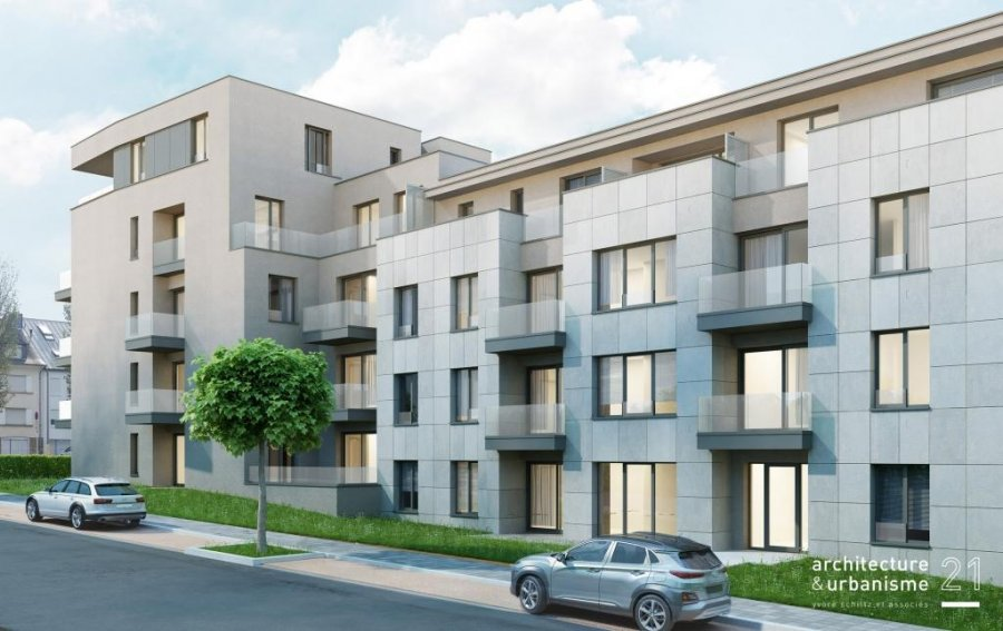 acheter appartement 1 chambre 55.49 m² luxembourg photo 2