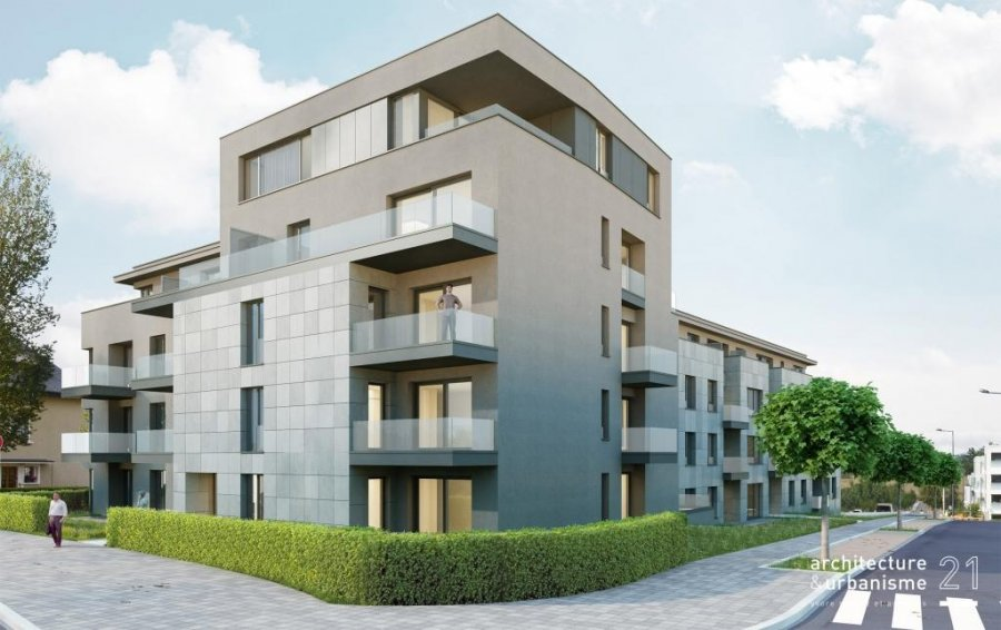 acheter appartement 1 chambre 55.49 m² luxembourg photo 3
