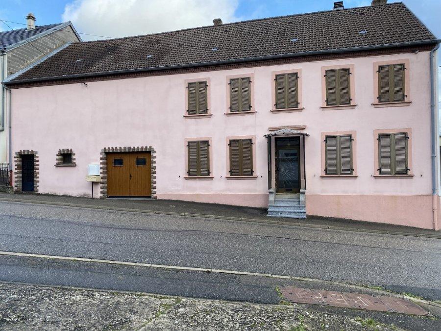 acheter maison 7 pièces 170 m² rohrbach-lès-bitche photo 1