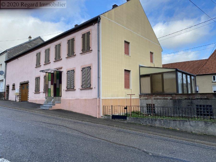 acheter maison 7 pièces 170 m² rohrbach-lès-bitche photo 3
