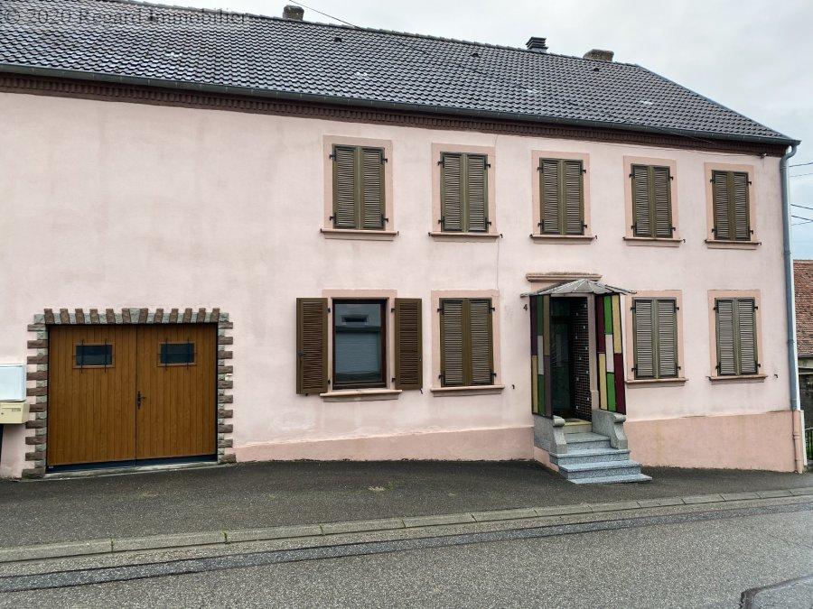 acheter maison 7 pièces 170 m² rohrbach-lès-bitche photo 2