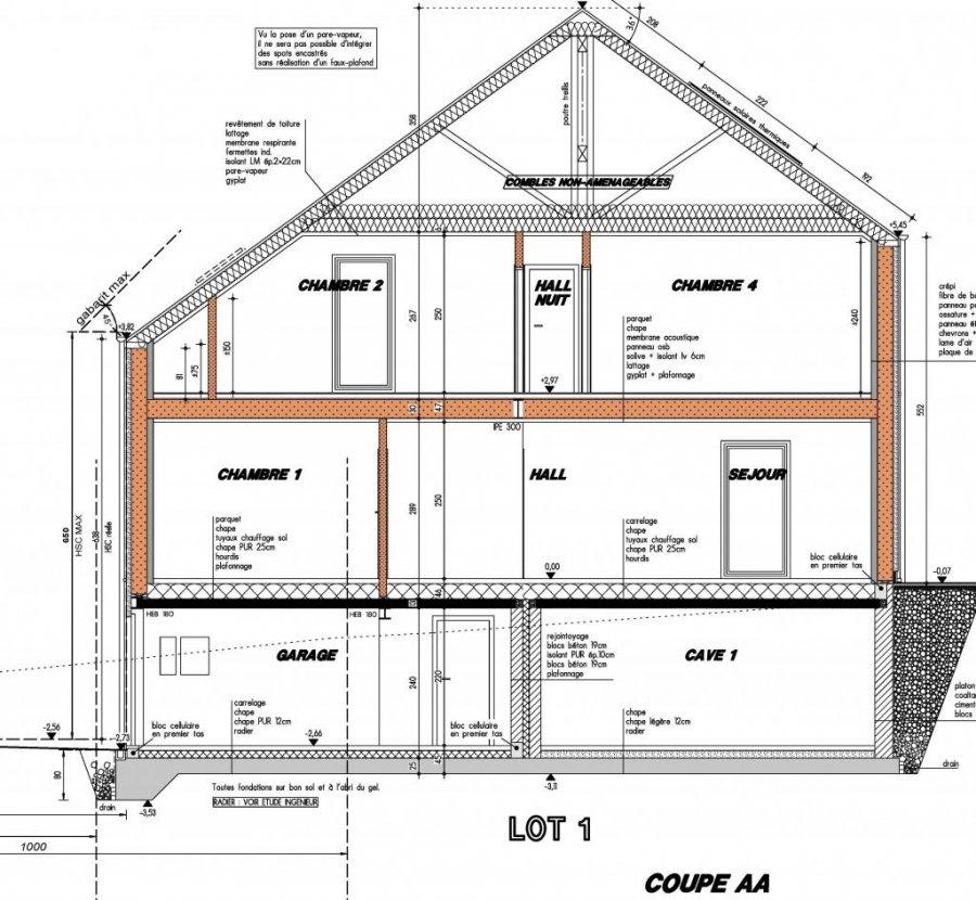 acheter maison individuelle 5 chambres 140 m² roodt (redange) photo 7