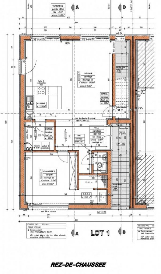 acheter maison individuelle 5 chambres 140 m² roodt (redange) photo 4