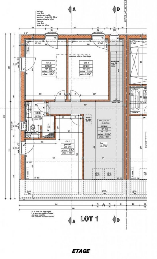 acheter maison individuelle 5 chambres 140 m² roodt (redange) photo 5