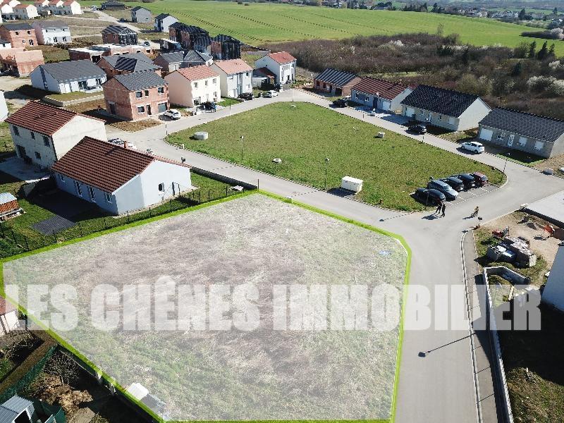 acheter terrain constructible 0 pièce 0 m² homécourt photo 1