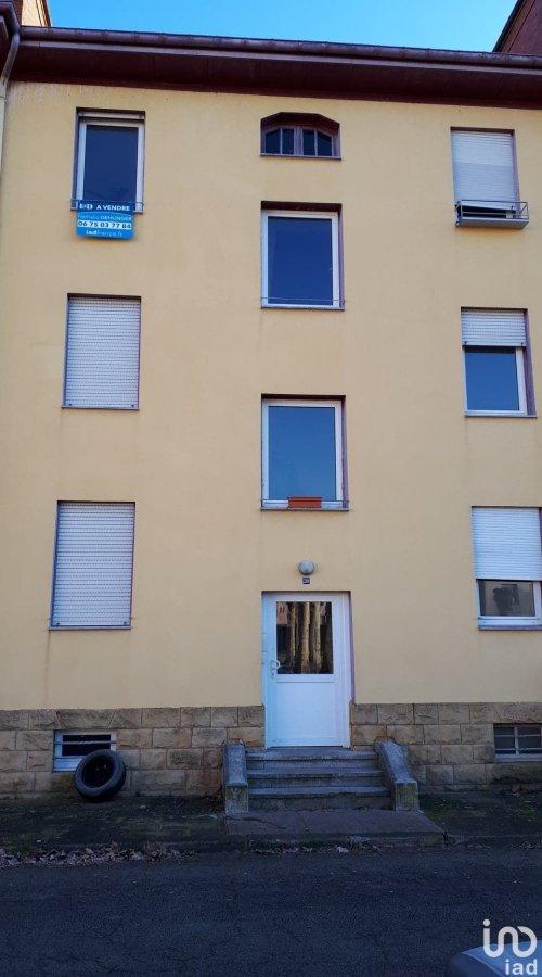 acheter appartement 3 pièces 59 m² bouzonville photo 1