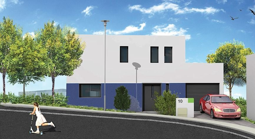 acheter maison 3 pièces 93 m² courcelles-chaussy photo 6