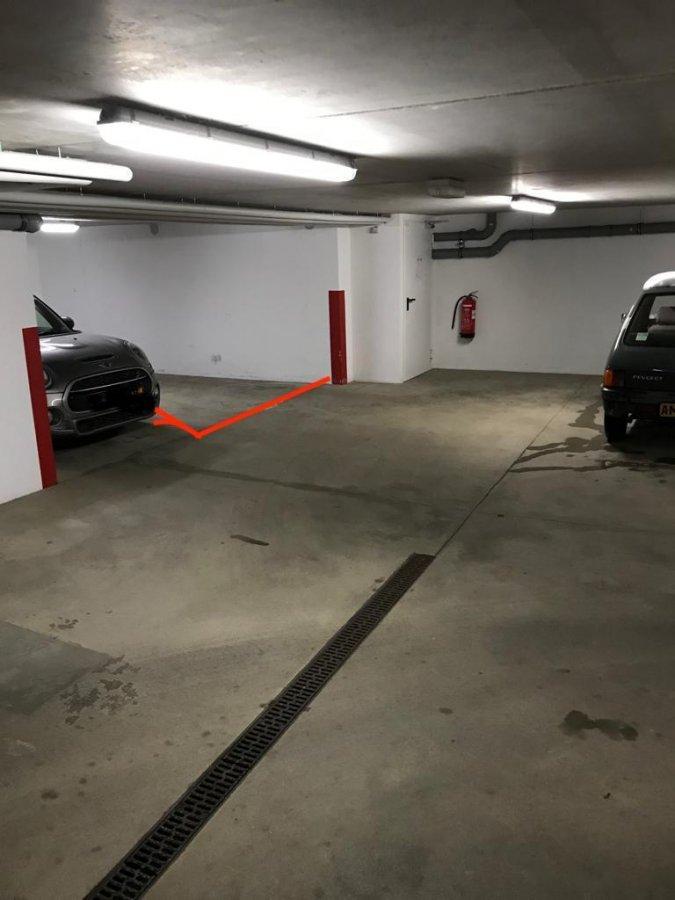 Garage fermé à louer à Luxembourg-Muhlenbach