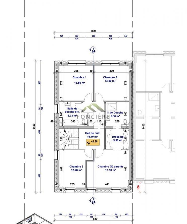 acheter maison jumelée 4 chambres 161.83 m² haller photo 7