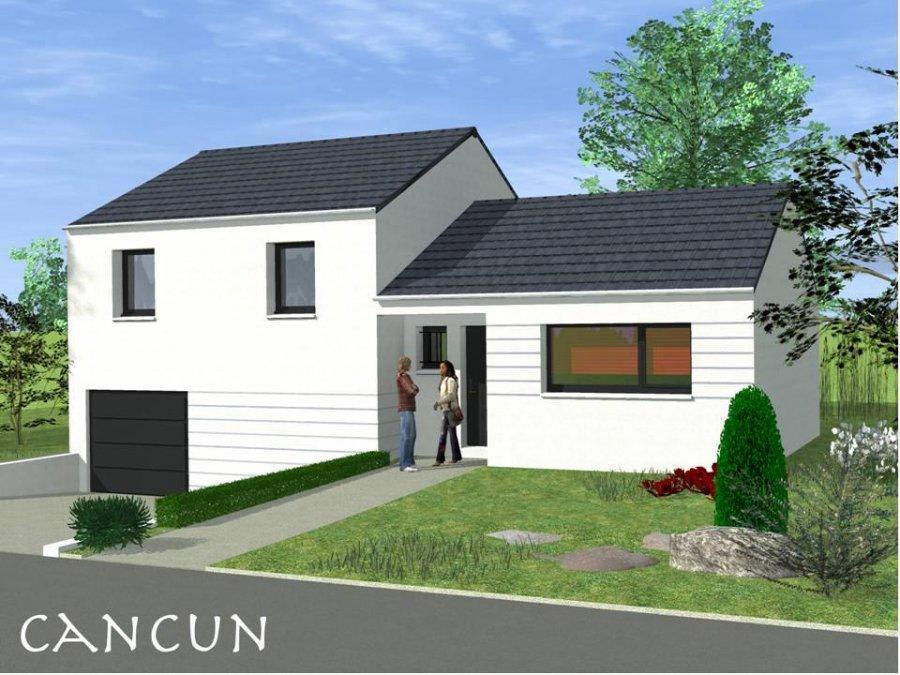 acheter maison 5 pièces 89 m² courcelles-chaussy photo 1