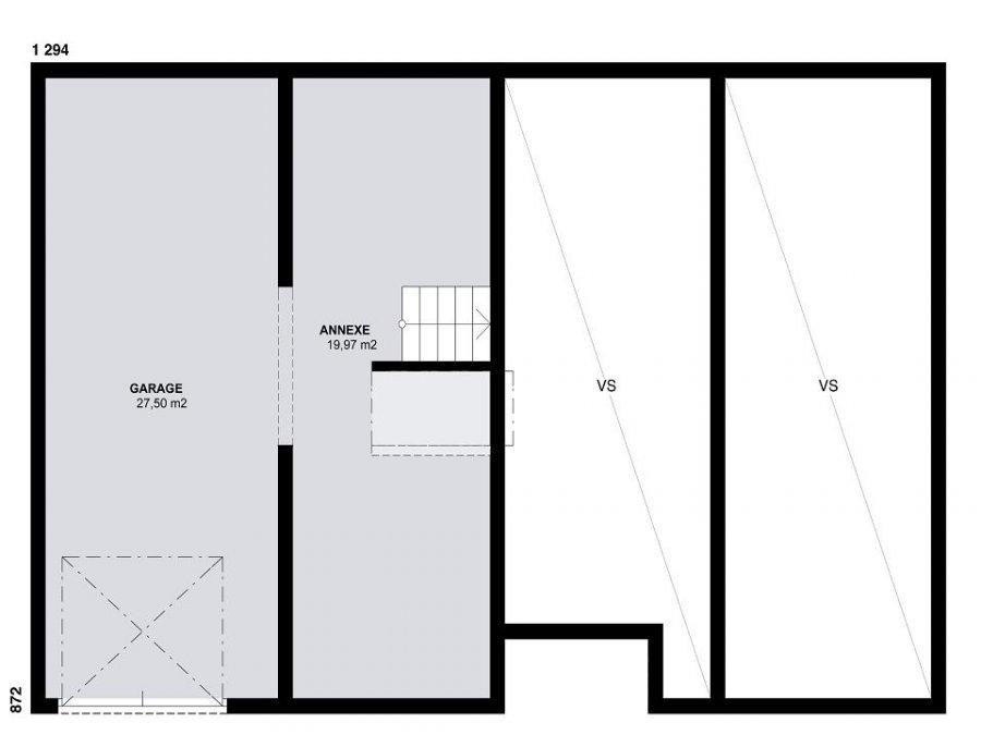 acheter maison 5 pièces 89 m² courcelles-chaussy photo 3