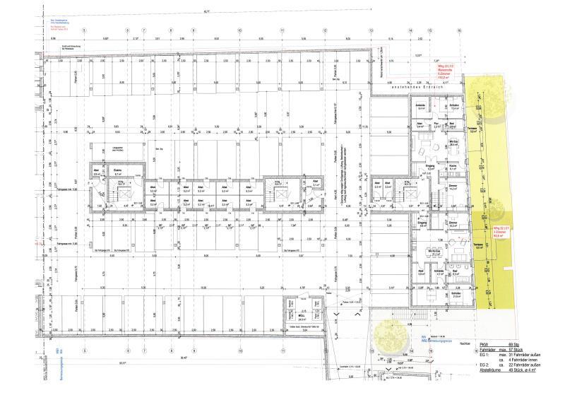 louer penthouse 4 pièces 115.71 m² trier photo 4