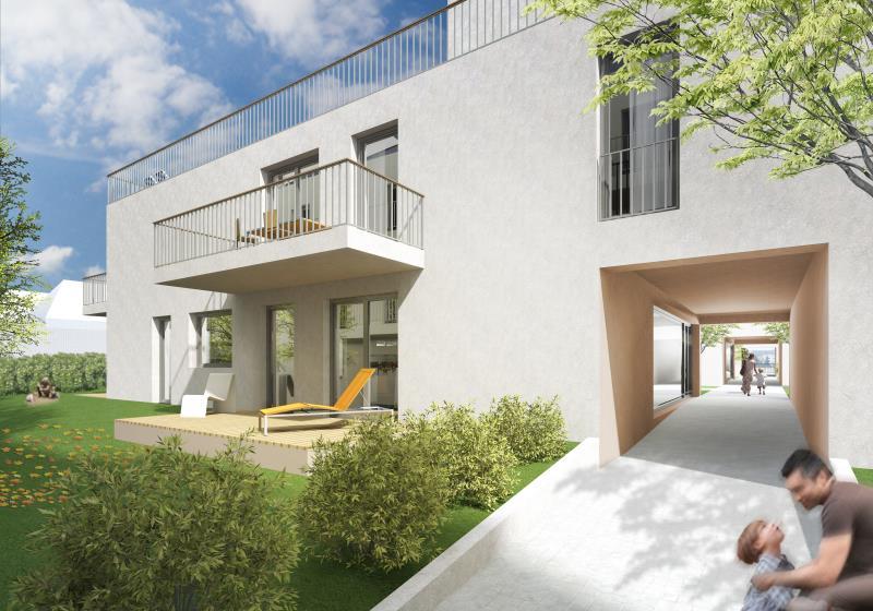 louer penthouse 4 pièces 115.71 m² trier photo 5