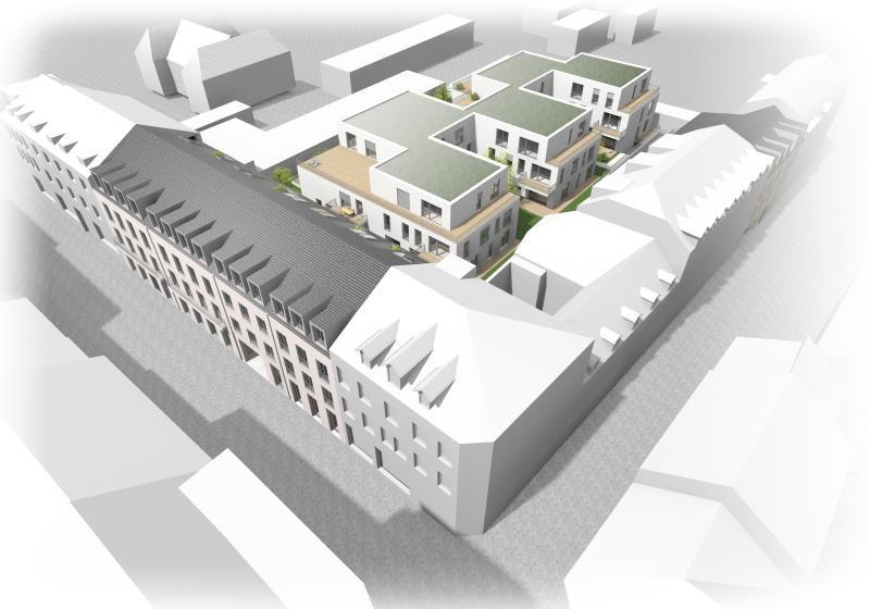 louer penthouse 4 pièces 115.71 m² trier photo 1