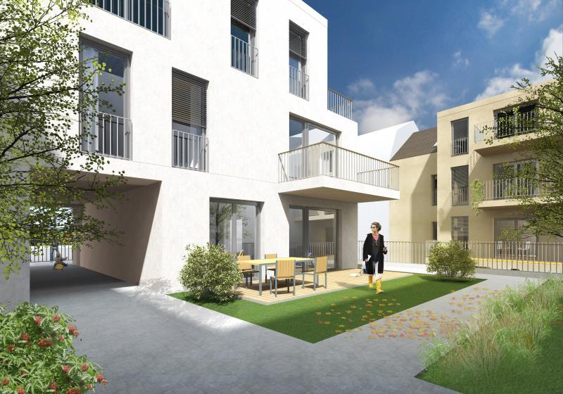 louer penthouse 4 pièces 115.71 m² trier photo 6