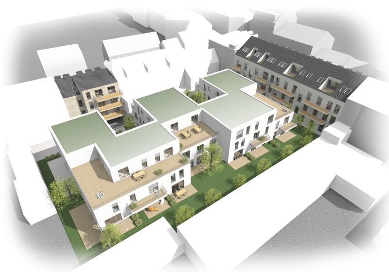 penthouse-wohnung mieten 4 zimmer 115.71 m² trier foto 1
