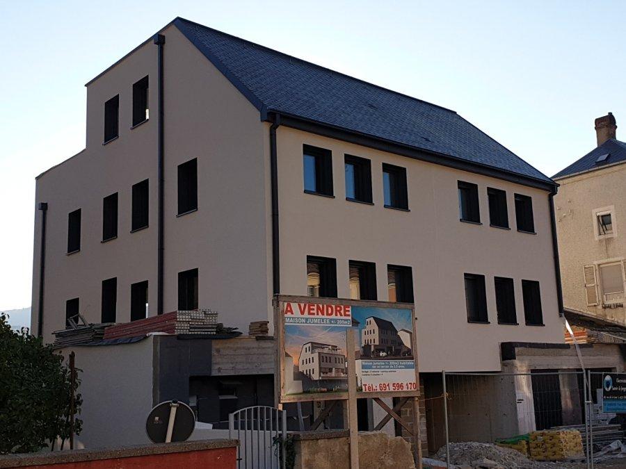 acheter maison jumelée 4 chambres 209 m² schengen photo 1