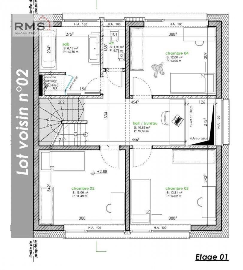 acheter maison 4 chambres 166 m² schifflange photo 5