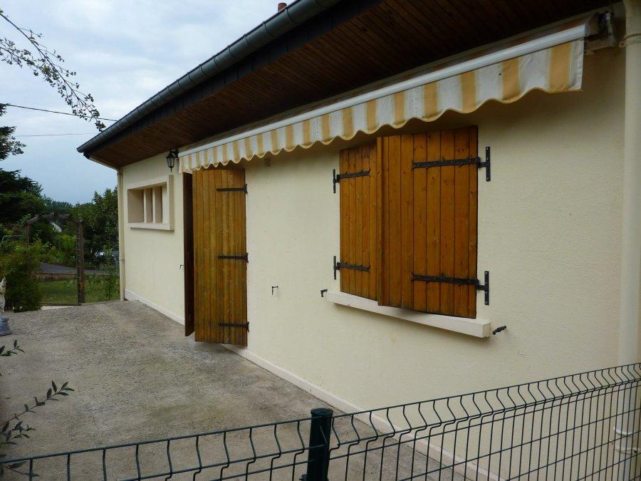 Maison individuelle à vendre F5 à Gorcy