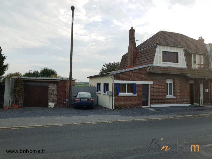 Maison individuelle en vente gouzeaucourt 97 m 59 for Assainissement maison individuelle