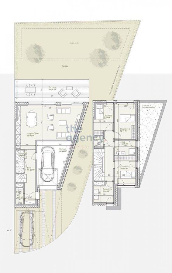 acheter maison 4 chambres 169.42 m² mondercange photo 3
