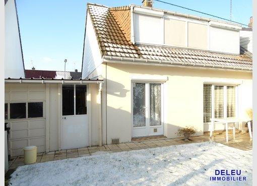 Vente maison 4 pi ces roncq nord r f 5620402 for Location garage roncq