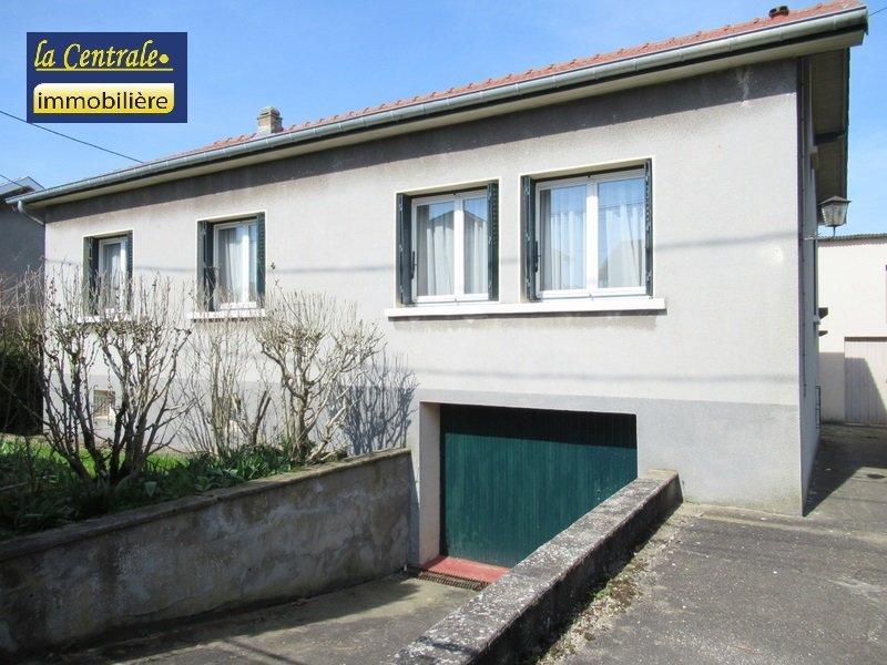 Maison individuelle à vendre F6 à Joudreville