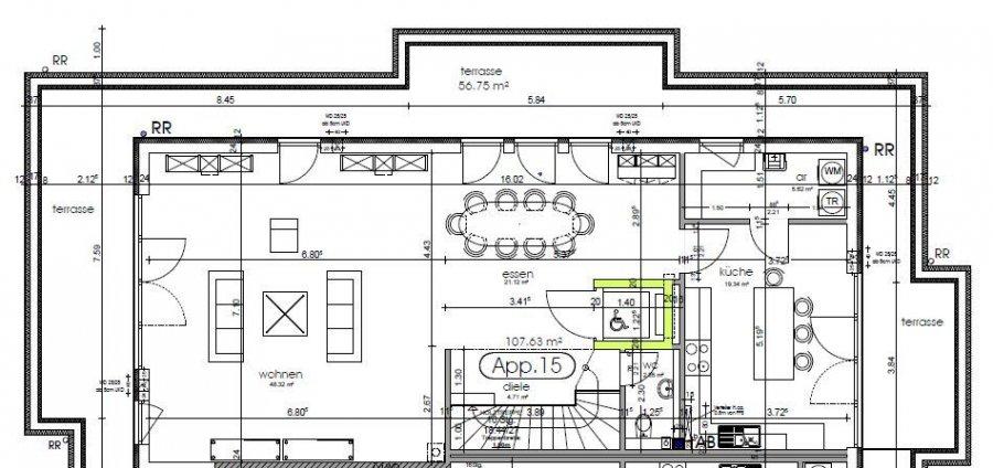 penthouse-wohnung kaufen 3 schlafzimmer 242 m² strassen foto 7