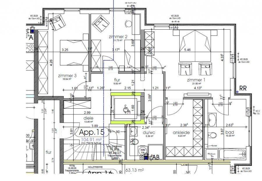 penthouse-wohnung kaufen 3 schlafzimmer 242 m² strassen foto 6