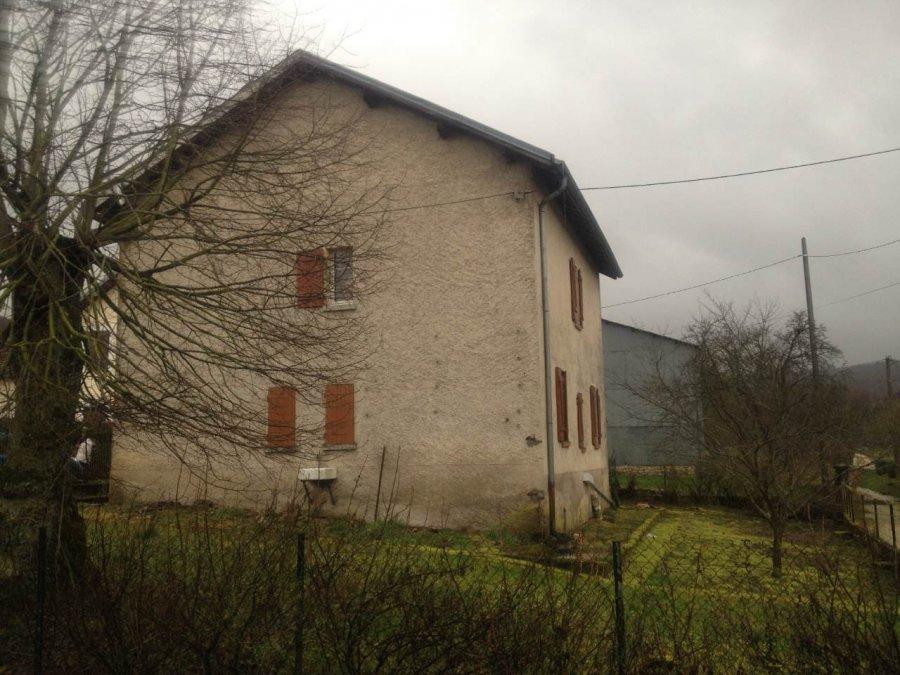 Maison à vendre F6 à Montigny devant sassey