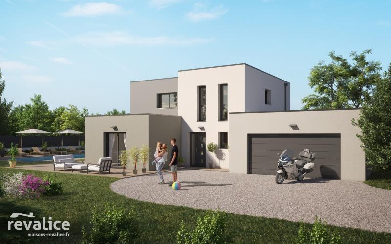 Maison à vendre F6 à Sarreguemines