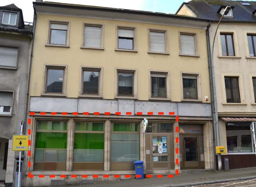 louer local commercial 0 chambre 90 m² remich photo 1
