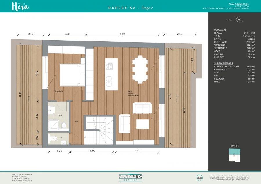 acheter duplex 4 chambres 126 m² holzem photo 6