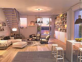 acheter appartement 3 pièces 59.71 m² nantes photo 1