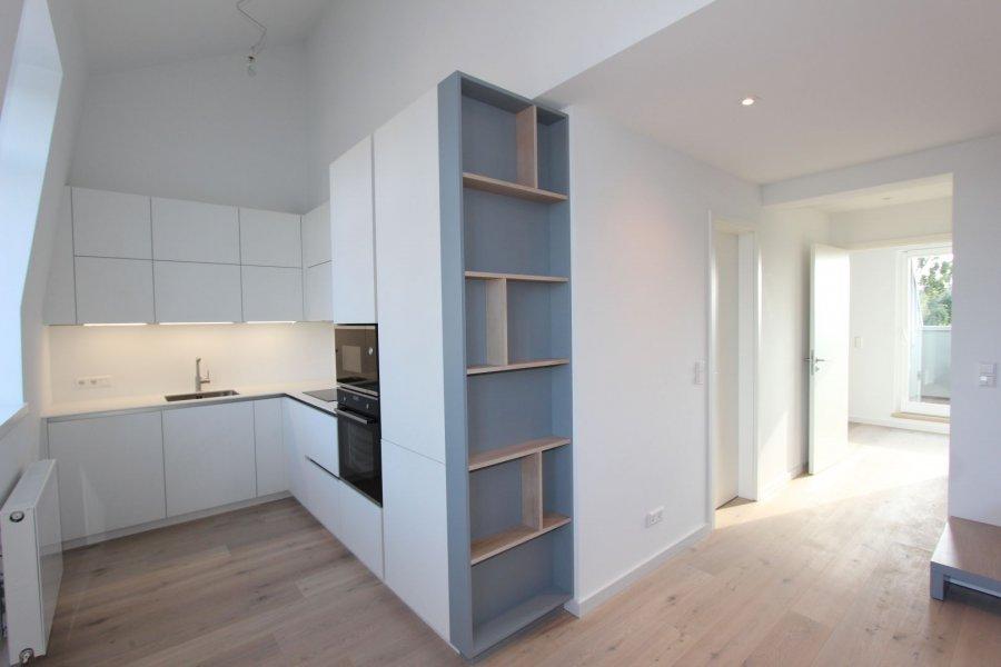 Penthouse à vendre 2 chambres à Luxembourg-Gare