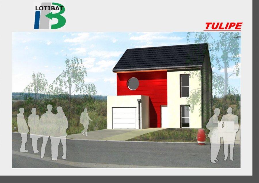 acheter maison individuelle 6 pièces 96 m² dornot photo 4