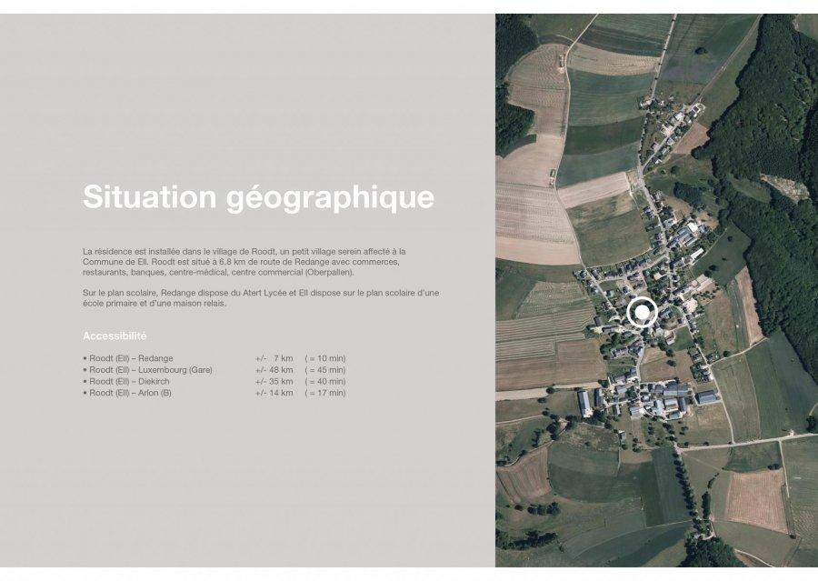 acheter duplex 3 chambres 154.87 m² roodt (redange) photo 3
