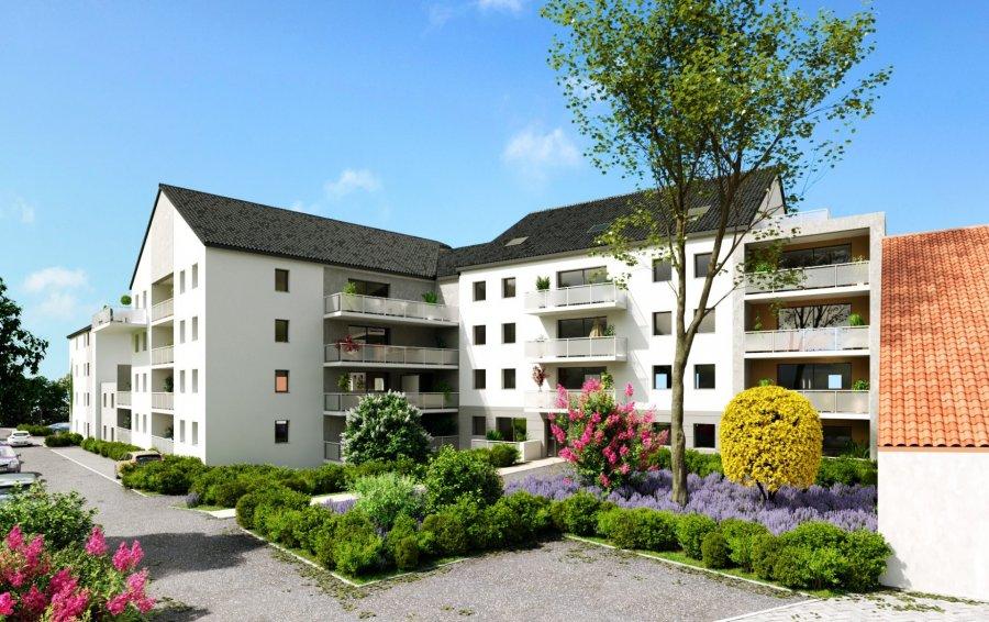 acheter appartement 2 pièces 39.66 m² coin-lès-cuvry photo 2