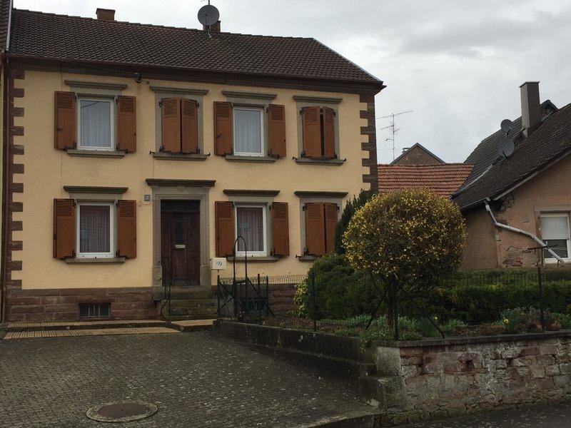Maison à vendre F6 à Weislingen