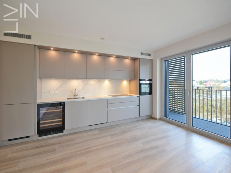 louer appartement 1 chambre 62.42 m² luxembourg photo 2