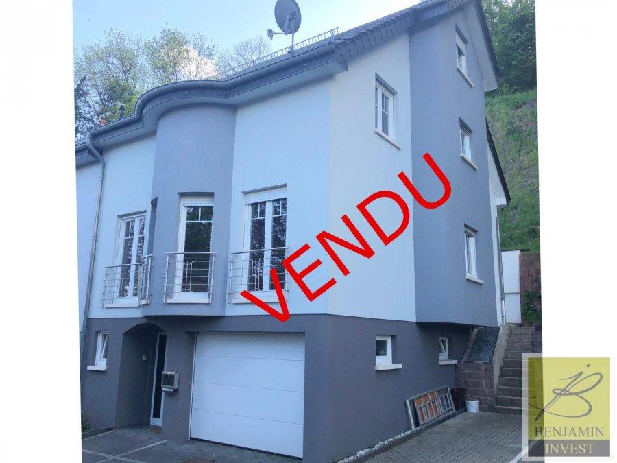 Maison à vendre 4 chambres à Soleuvre